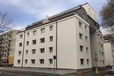 Bytové domy a developérske projekty